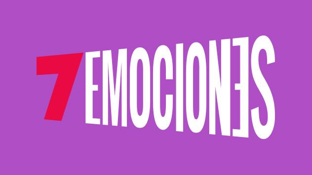 Proyecto logo motion 7 emociones realizado en el estudio de animación Novi Animation