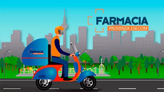 Proyecto animación corporativa Farmacia Provenza realizado en el estudio de animación Novi Animation