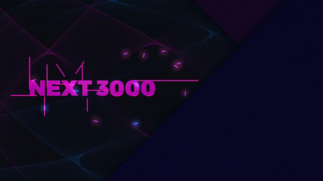 Proyecto de animación Logo motion Next 3000 realizado en el estudio de animación Novi Animation