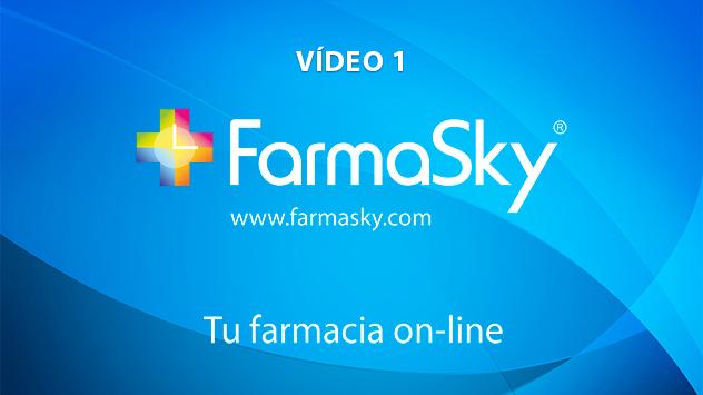 Proyecto animación corporativa, vídeo corporativo Farmasky realizado en el estudio de animación Novi Animation