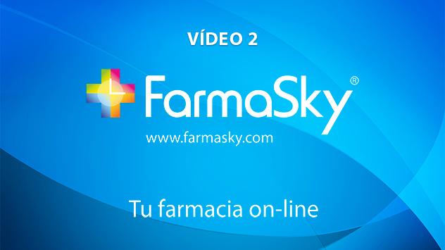 Proyecto animación corporativa vídeo corporativo 2 Farmasky realizado en el estudio de animación Novi Animation